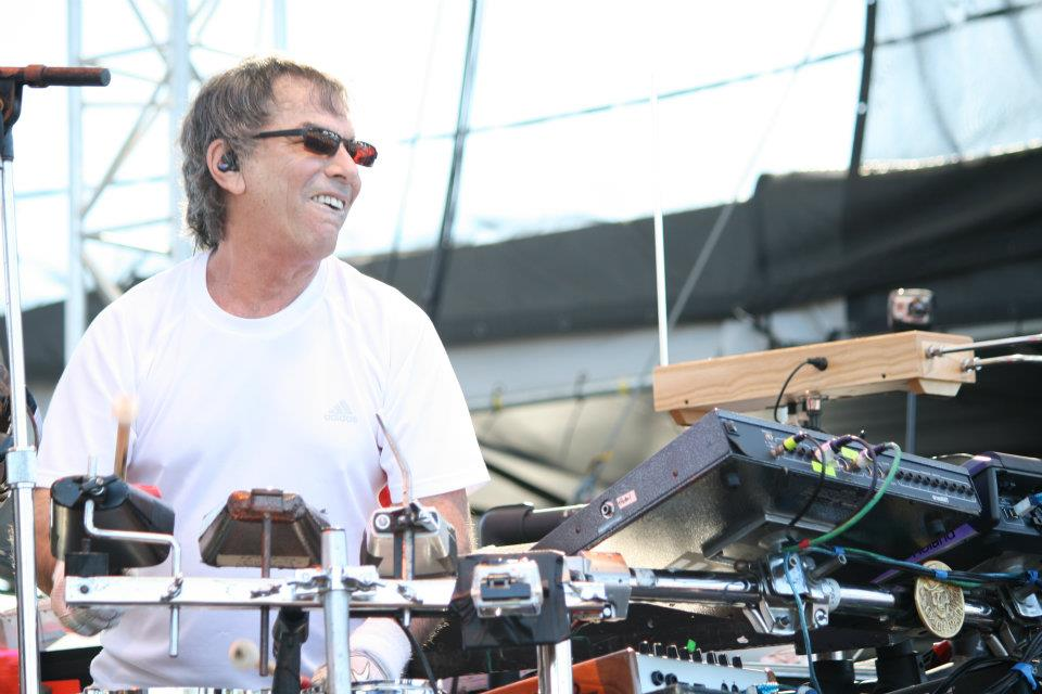 Mickey Hart | Gathering of the Vibes