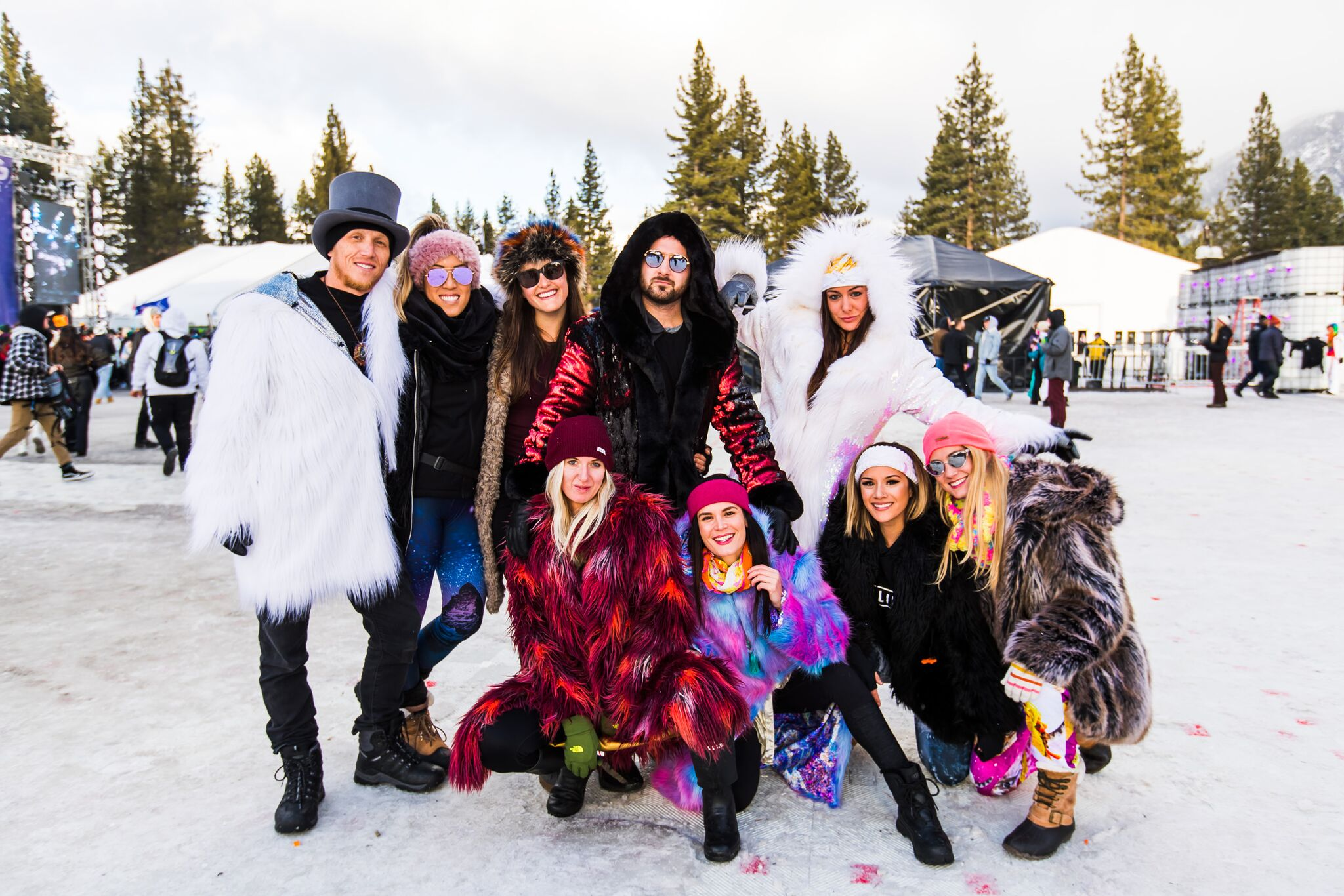 photos courtesy of SnowGlobe Music Festival