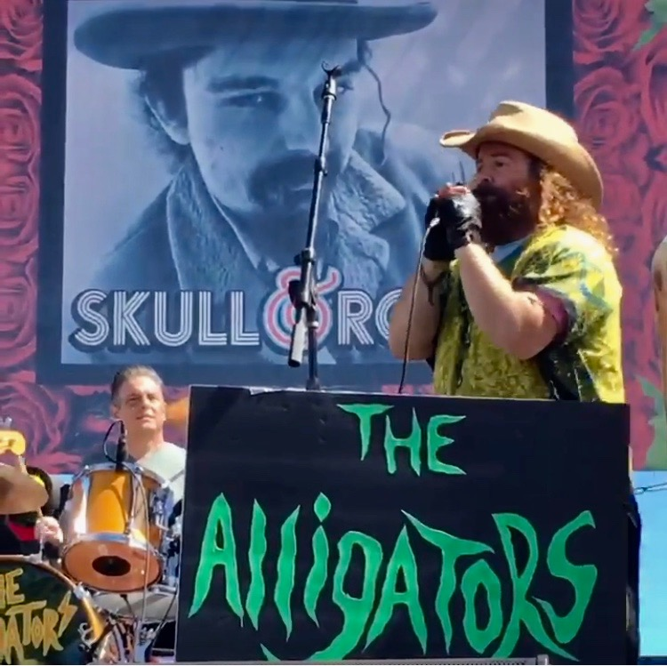 The Alligators @ Skull & Roses Festival