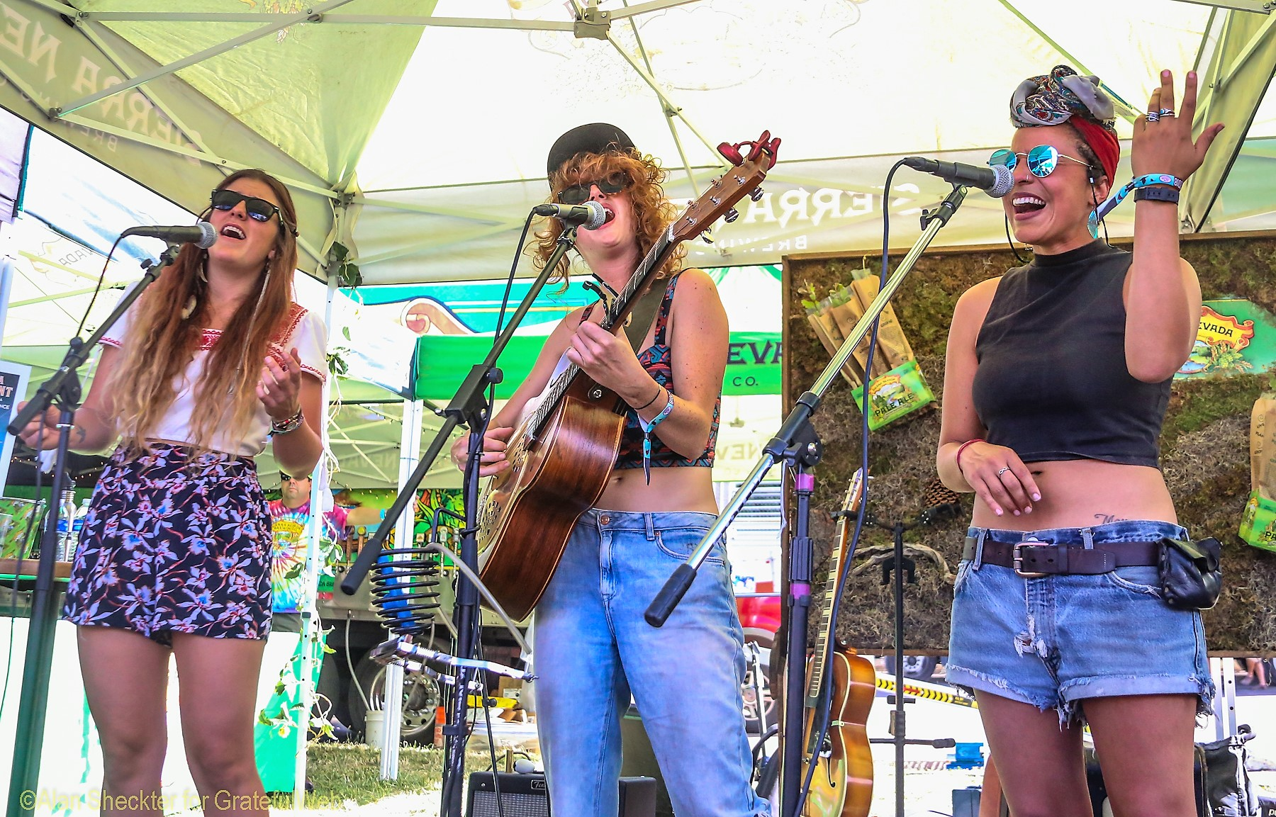 The Rainbow Girls | High Sierra Music Festival