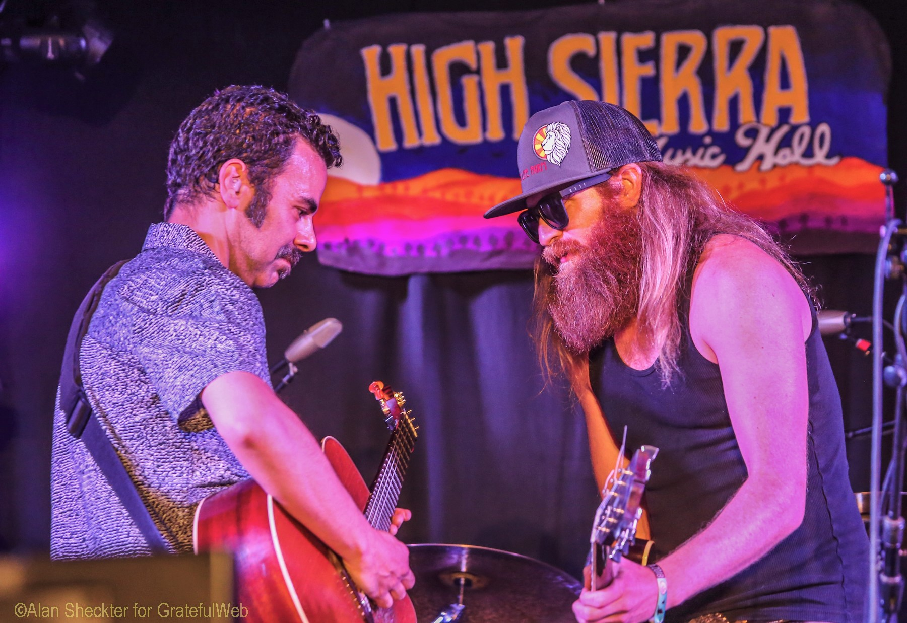 Dan Lebowitz with Scott Pemberton | High Sierra Music Festival