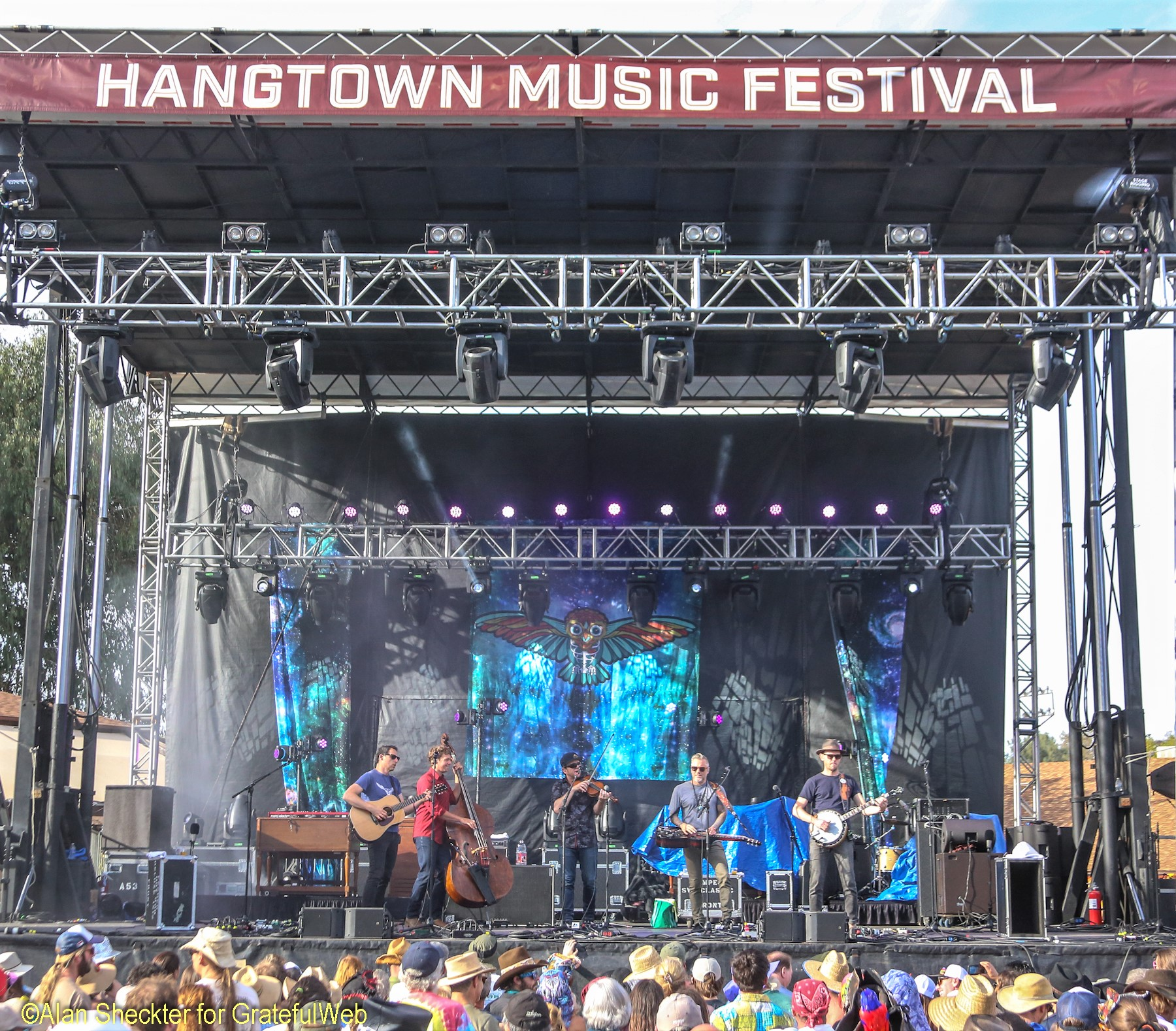 The Infamous Stringdusters | Hangtown Music Festival