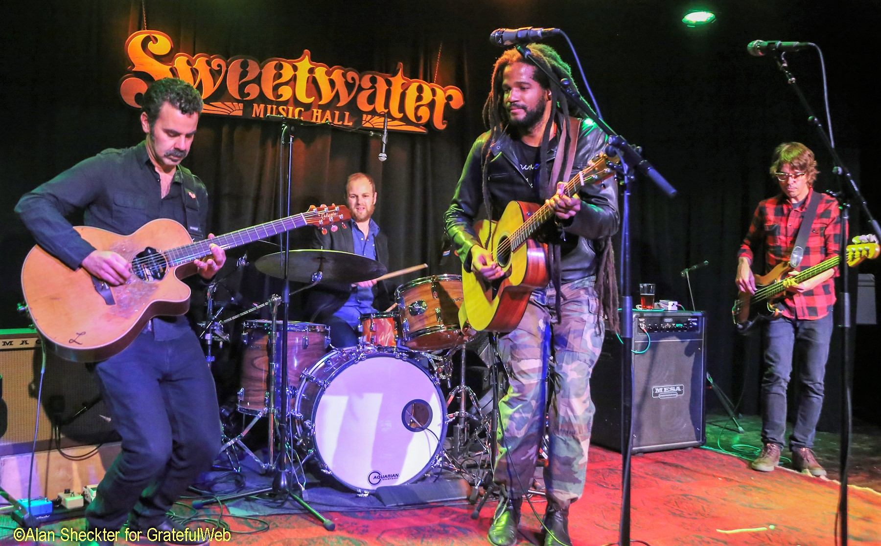 Paul Beaubrun with ALO | Sweetwater Music Hall