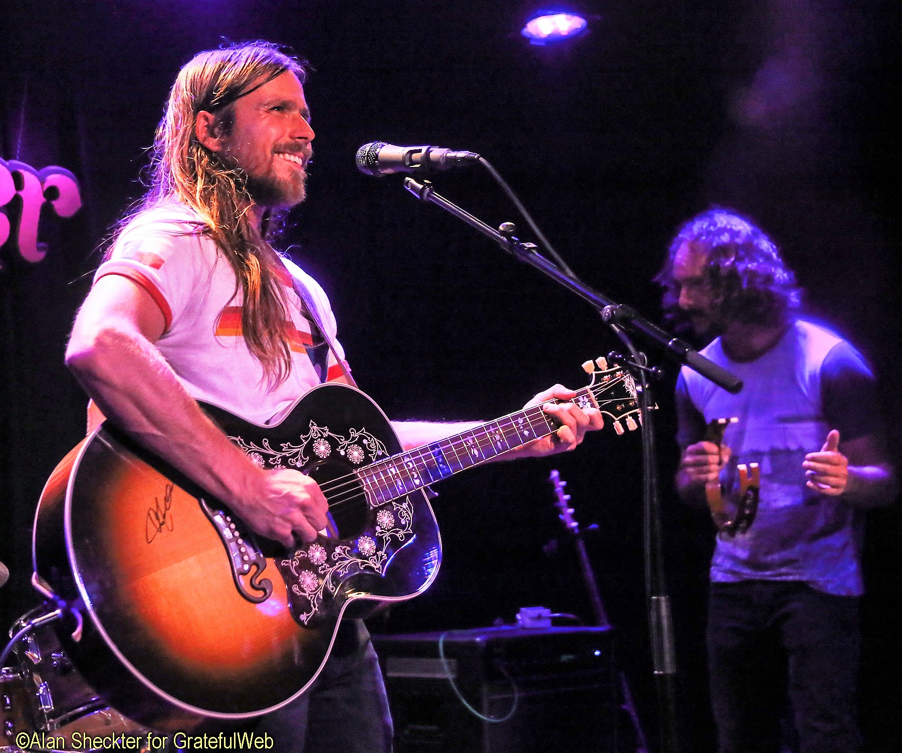 Lukas Nelson & Tony LoGerfo | Sweetwater Music Hall