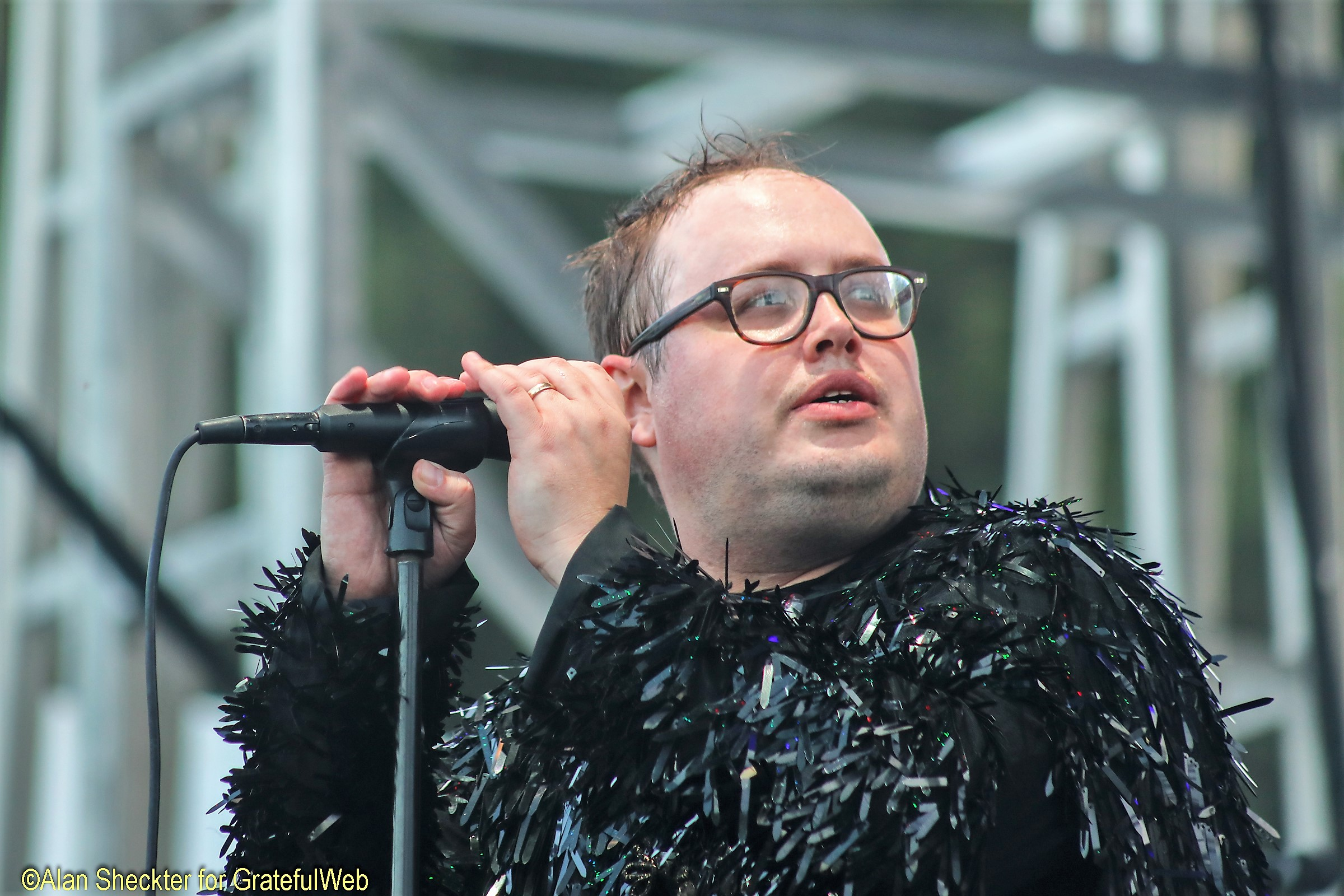 St. Paul & the Broken Bones' Paul Janeway