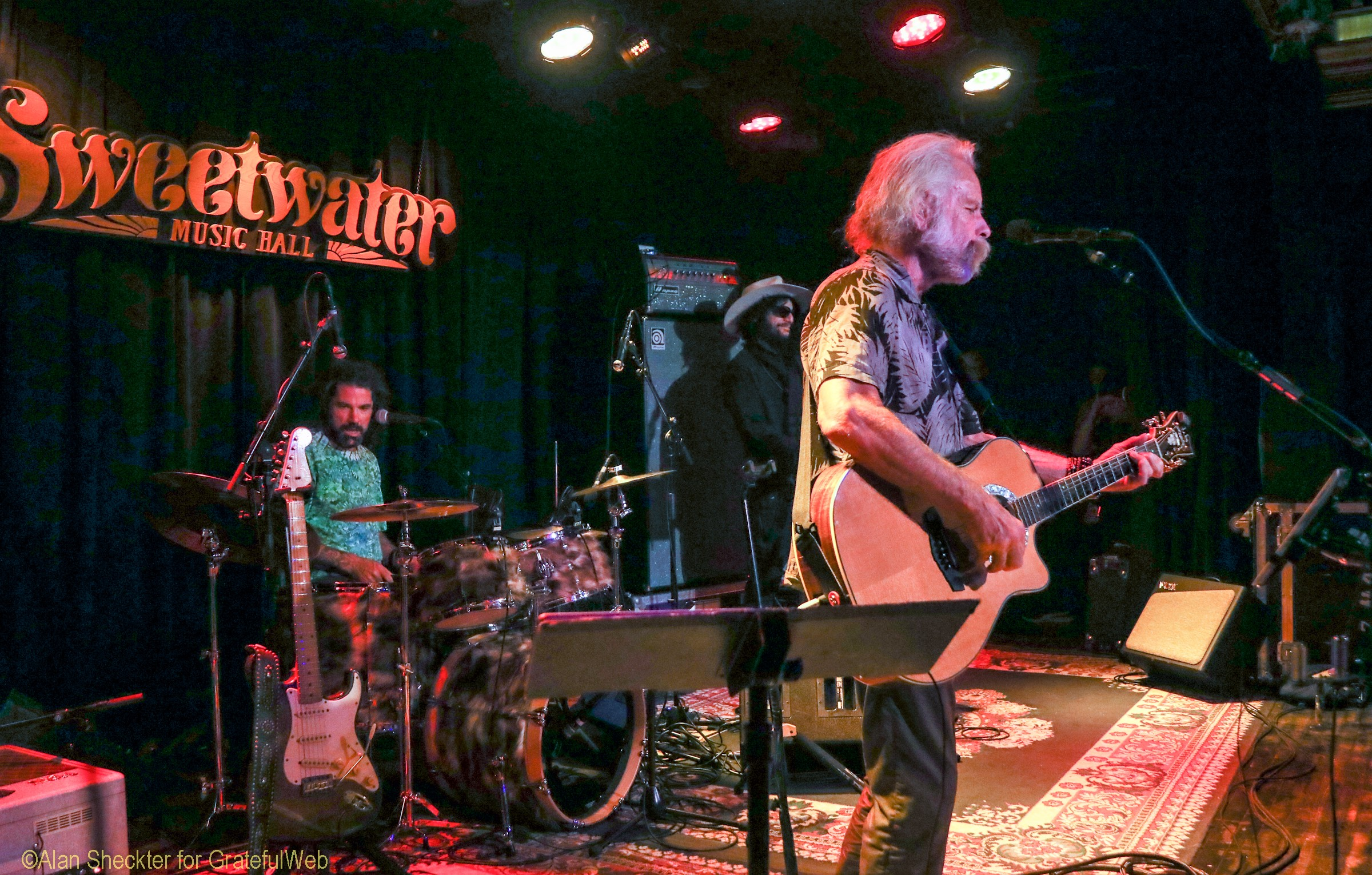Jay Lane & Bob Weir | Mill Valley, CA