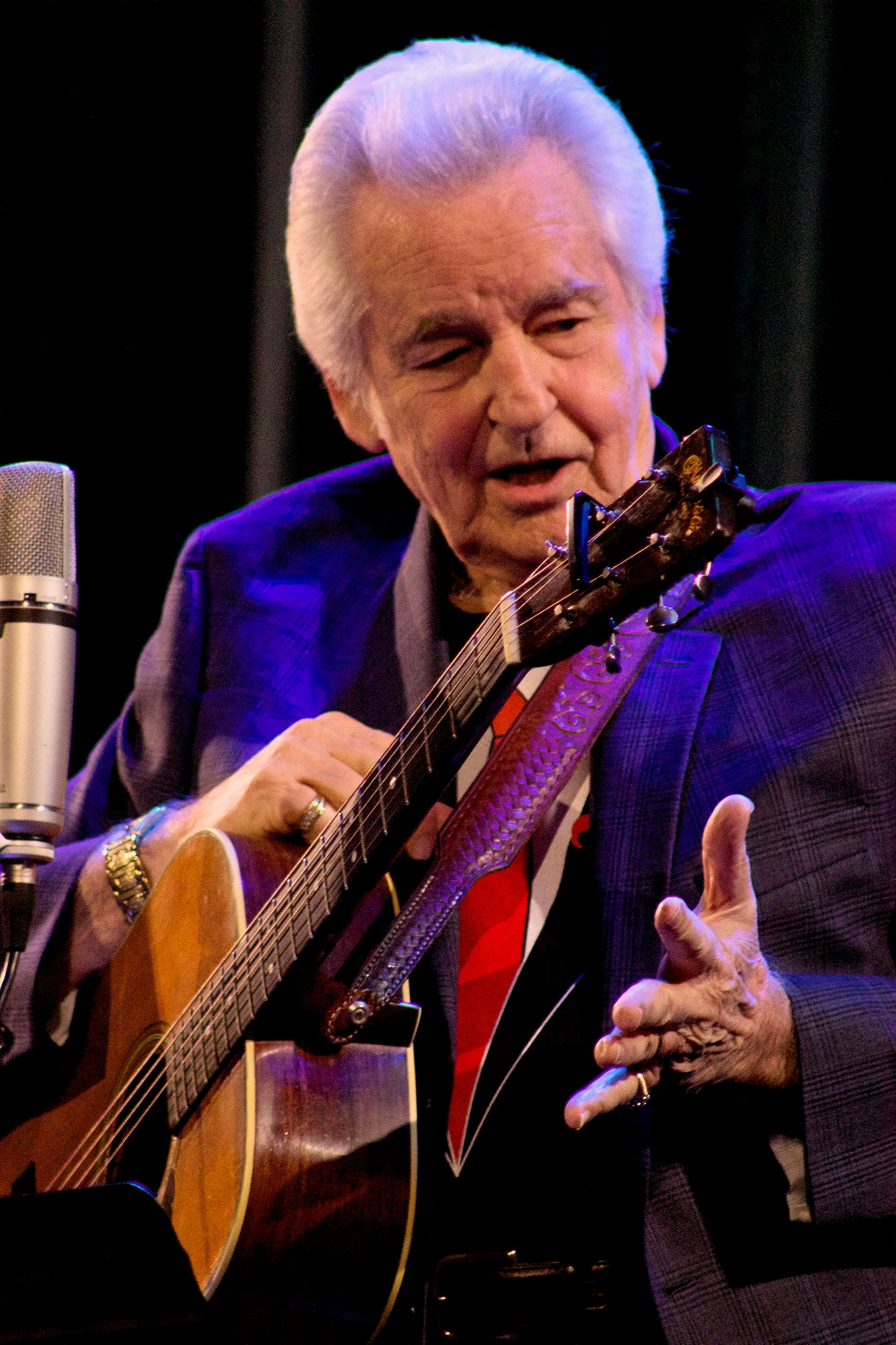 Del McCoury | Tarrytown Music Hall