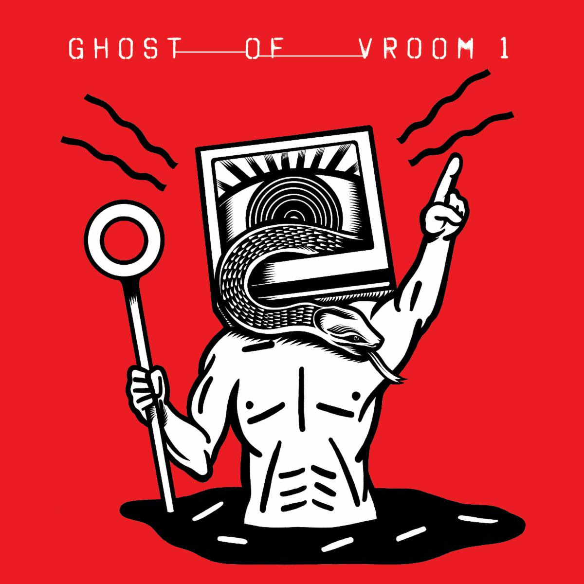 GHOST OF VROOM GHOST OF VROOM 1 (Release Date: March 19, 2021)