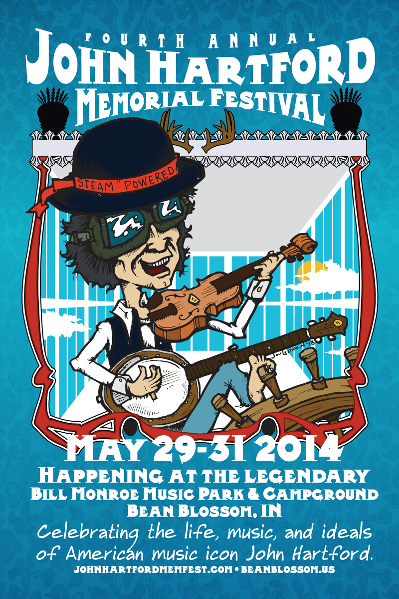 John Hartford Memorial Festival Announces 2014 Line-up