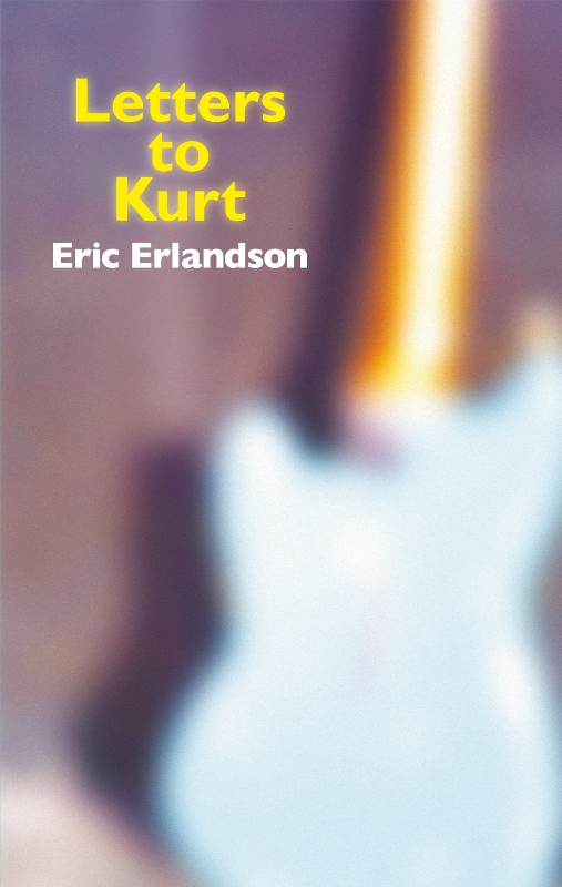 Eric Erlandson (Hole) | Book Tour for 'Letters to Kurt'