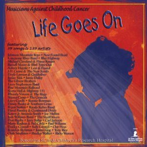 LIFE GOES ON by Musicians Against Childhood Cancer Receives 5 IBMA Nominations