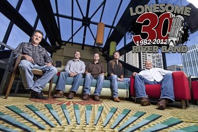 Lonesome River Band Schedules 3 Nashville Shows