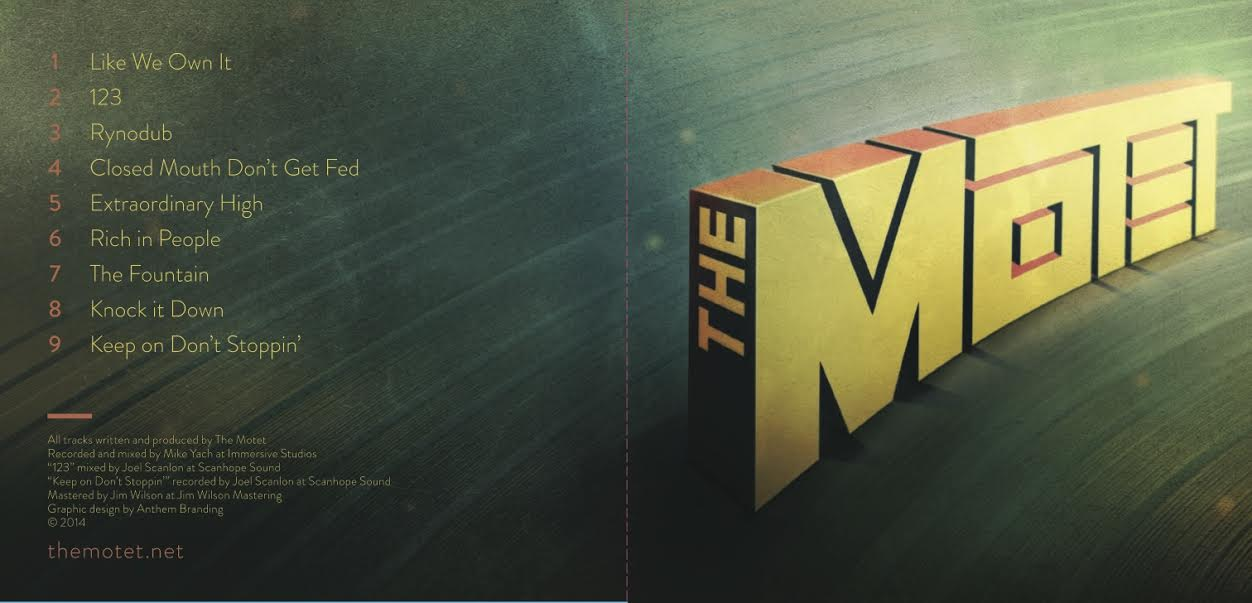 The Motet | The Motet | New Music Review
