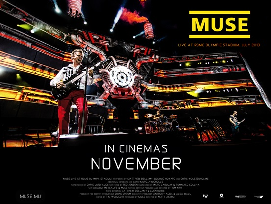 Muse - Live at Rome Olympic Stadium, July 2013