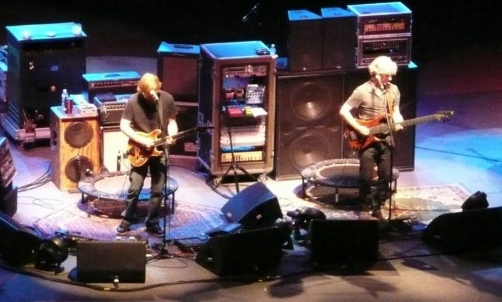 Phish | Red Rocks Amphitheater | 8/2/09 | Review
