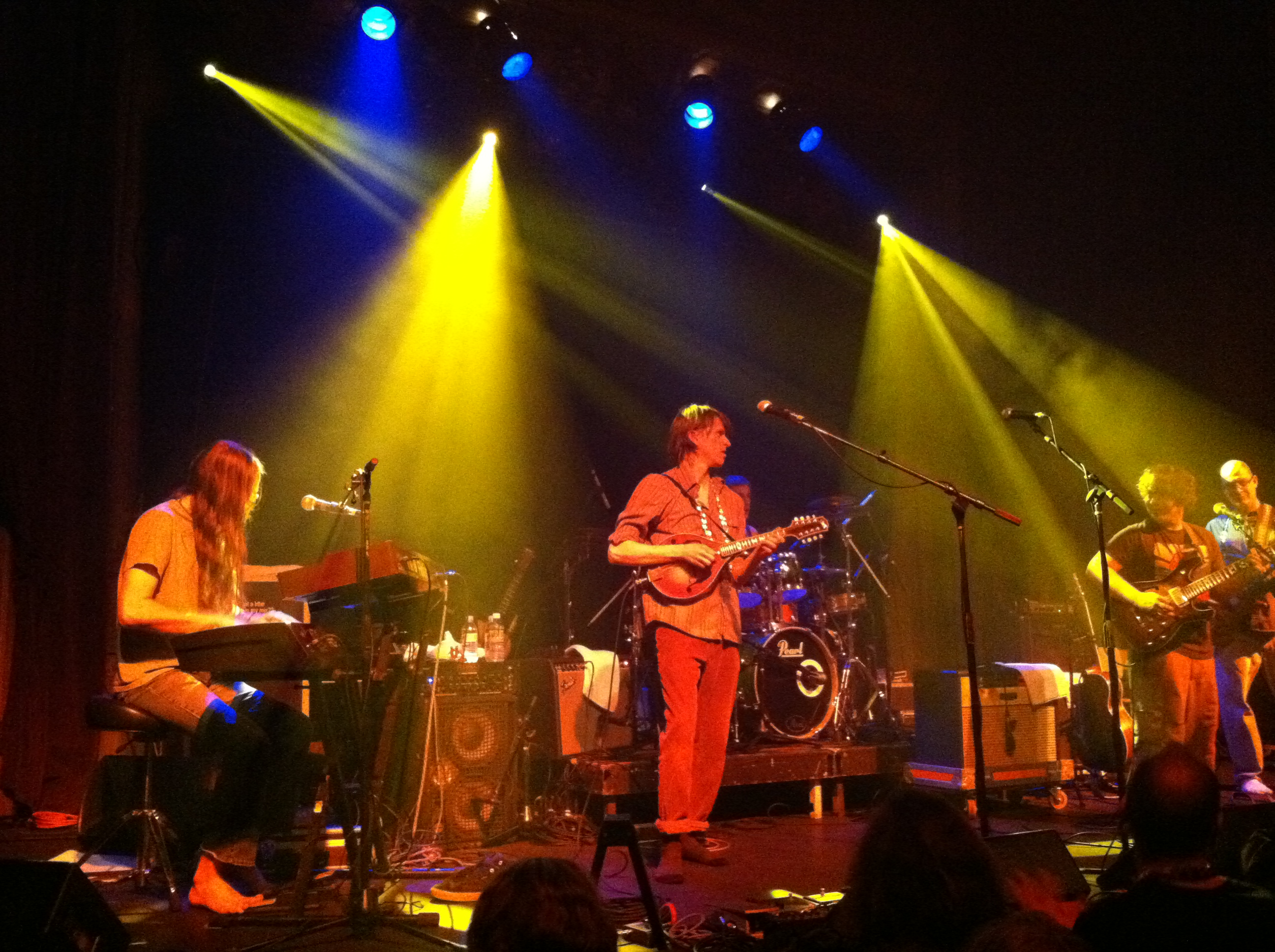 Mountain Standard Time | Bluebird Theater | 2/8/2013 | Review