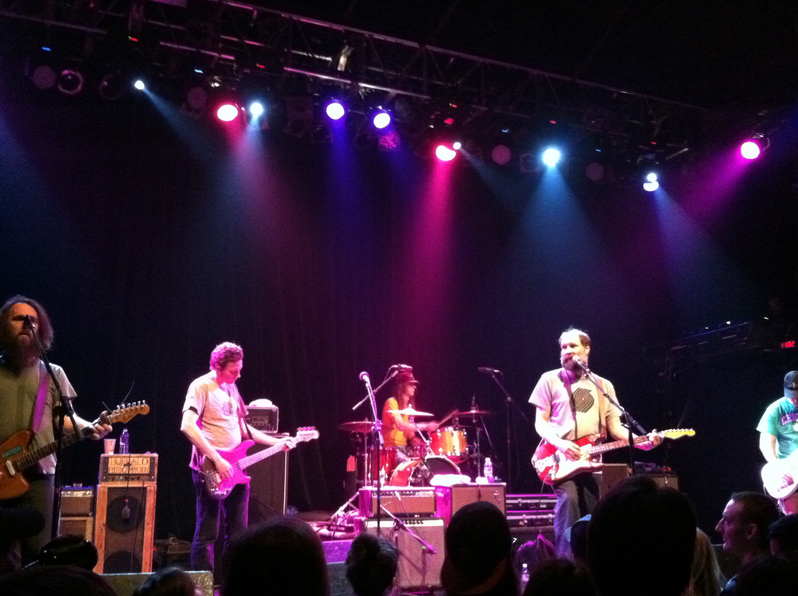 Built To Spill | Fox Theater | Boulder, CO | 5/11/2013 | Review