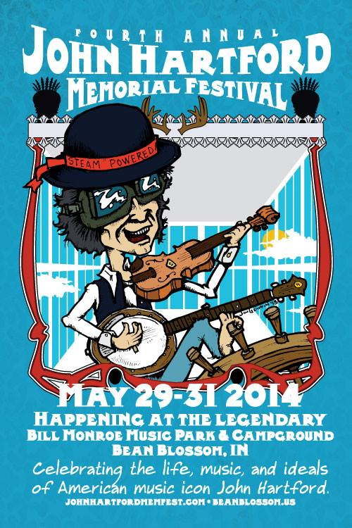 John Hartford Memorial Festival Announces Initial Line-Up