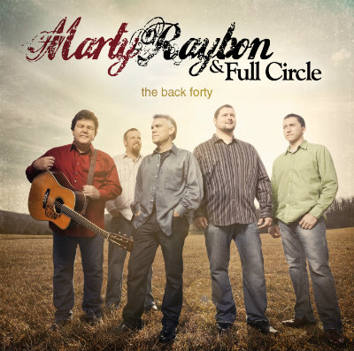 New Bluegrass Album Release by Marty Raybon & Full Circle