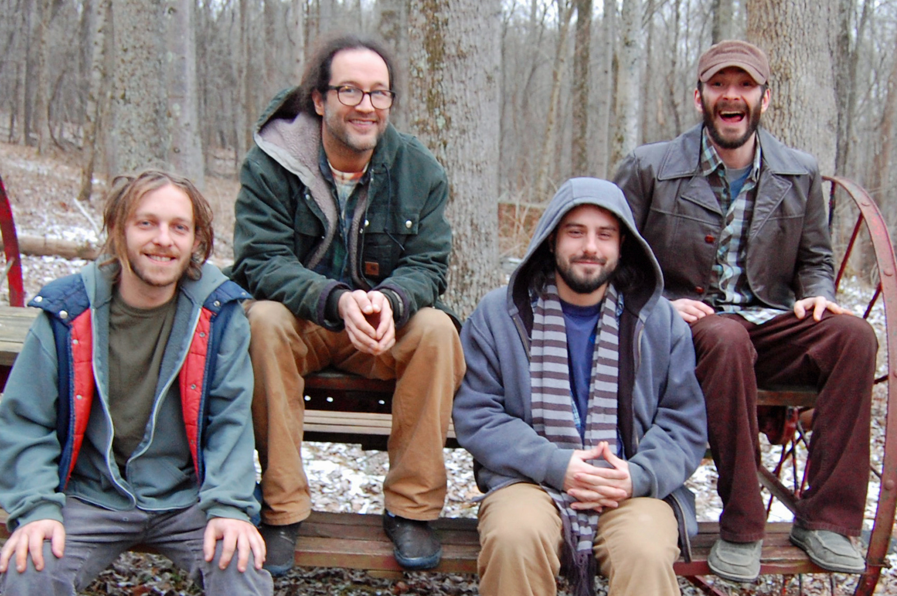 David Gans to join The Rumpke Mountain Boys May 21st - May 24th