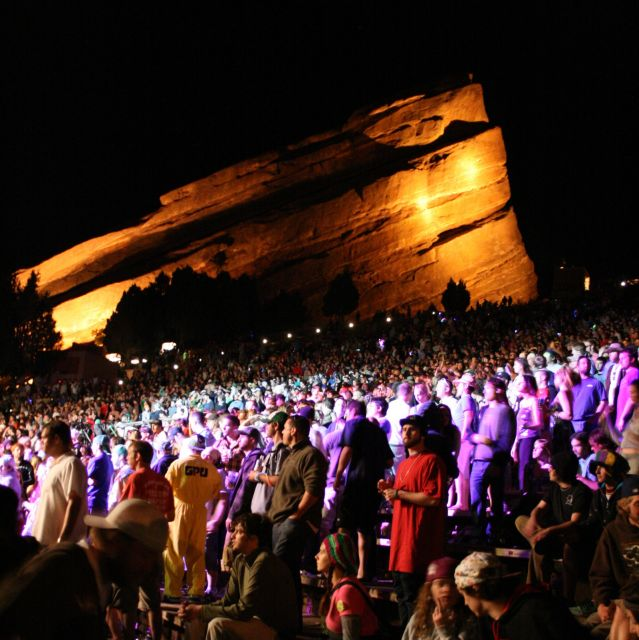 Red Rocks Burns in the Bisco Inferno
