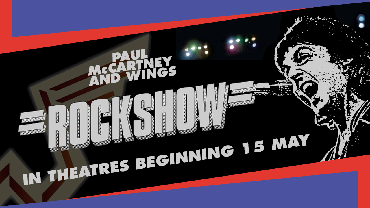 Nationwide Ticket Sweepstakes for Paul McCartney's ROCKSHOW