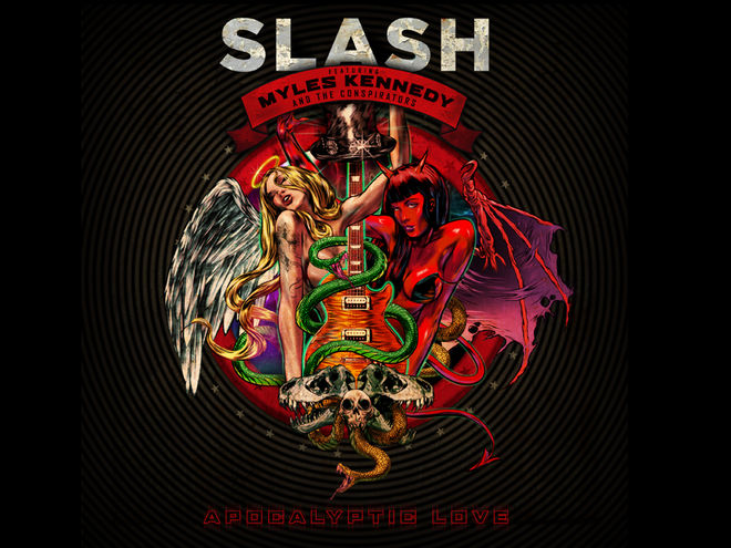 Slash: Apocalyptic Love | New Music Review