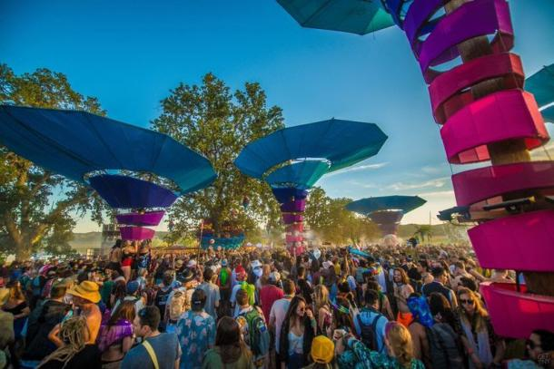 Lightning In A Bottle Festival 2017 S Out And Delivers
