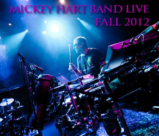 Mickey Hart Gives Away Downloads From Tour, Announces Dates