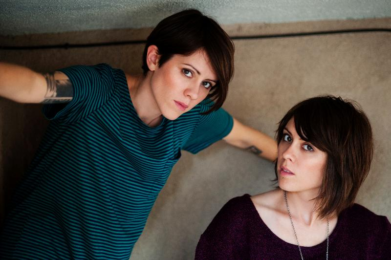 Tegan and Sara Add West Coast Tour Dates