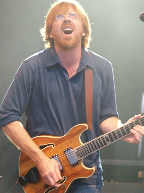 Phish | Shoreline | 8/5/09 | Review