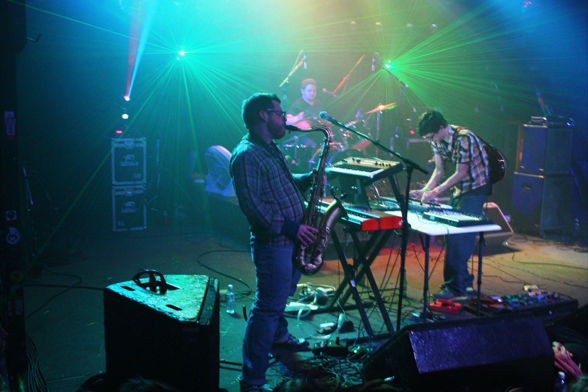 Trichome & Technicolor Tone Factory | Aggie Theatre | Review