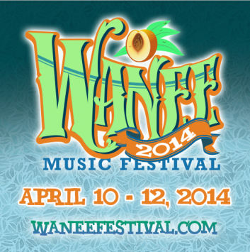 Wanee returns in 2014 to The Spirit of the Suwannee Music Park