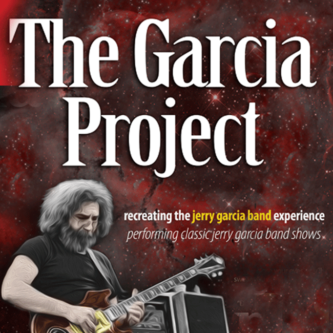 Catch The Garcia Project @ Garcia's Tomorrow Night!